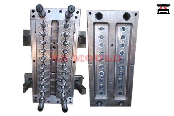 Preform Mould | PET Preform Mold - XS Plastic Mould Co , Ltd